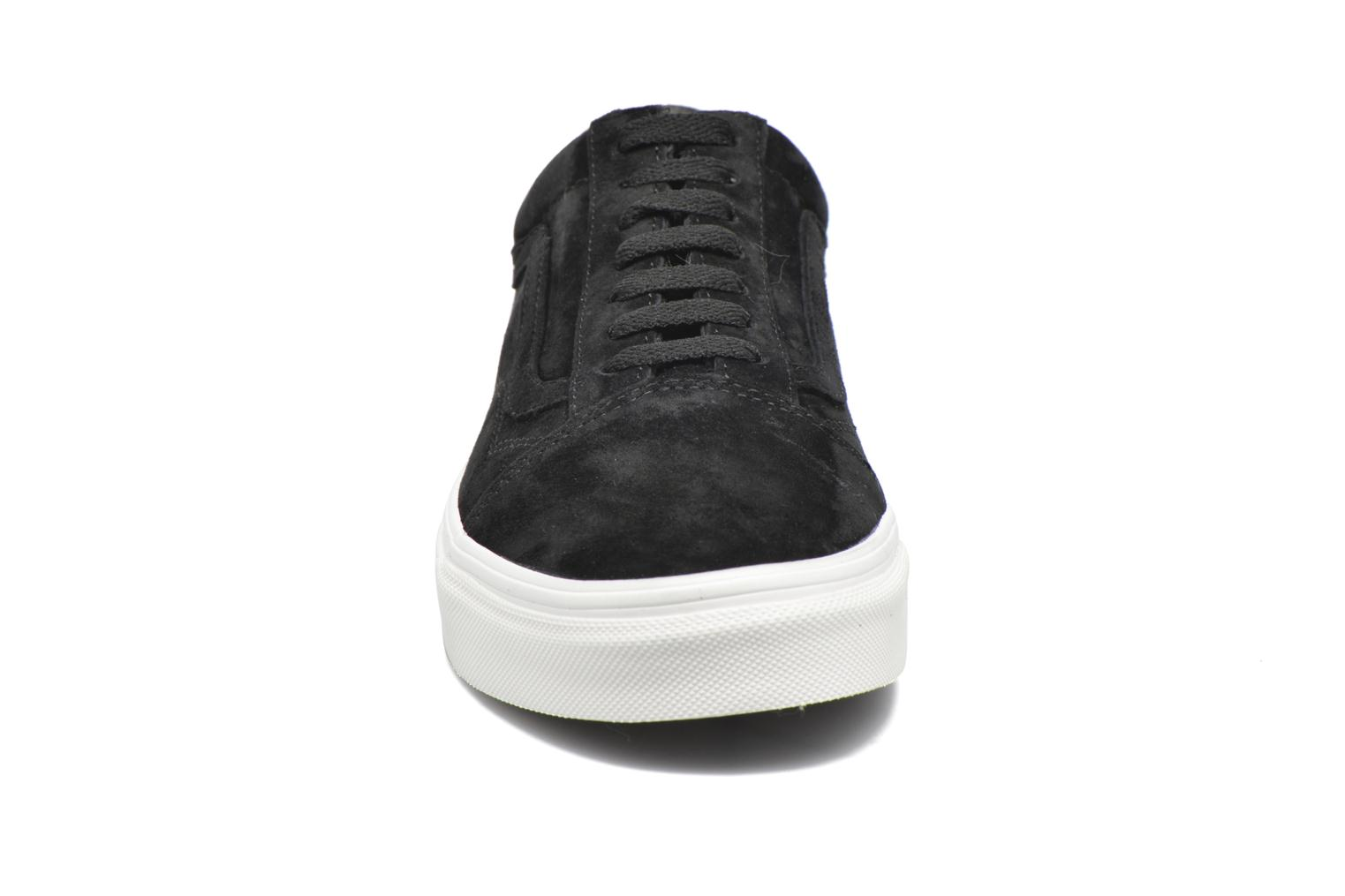 Old Skool W (Suede) Black/Blanc De Blanc